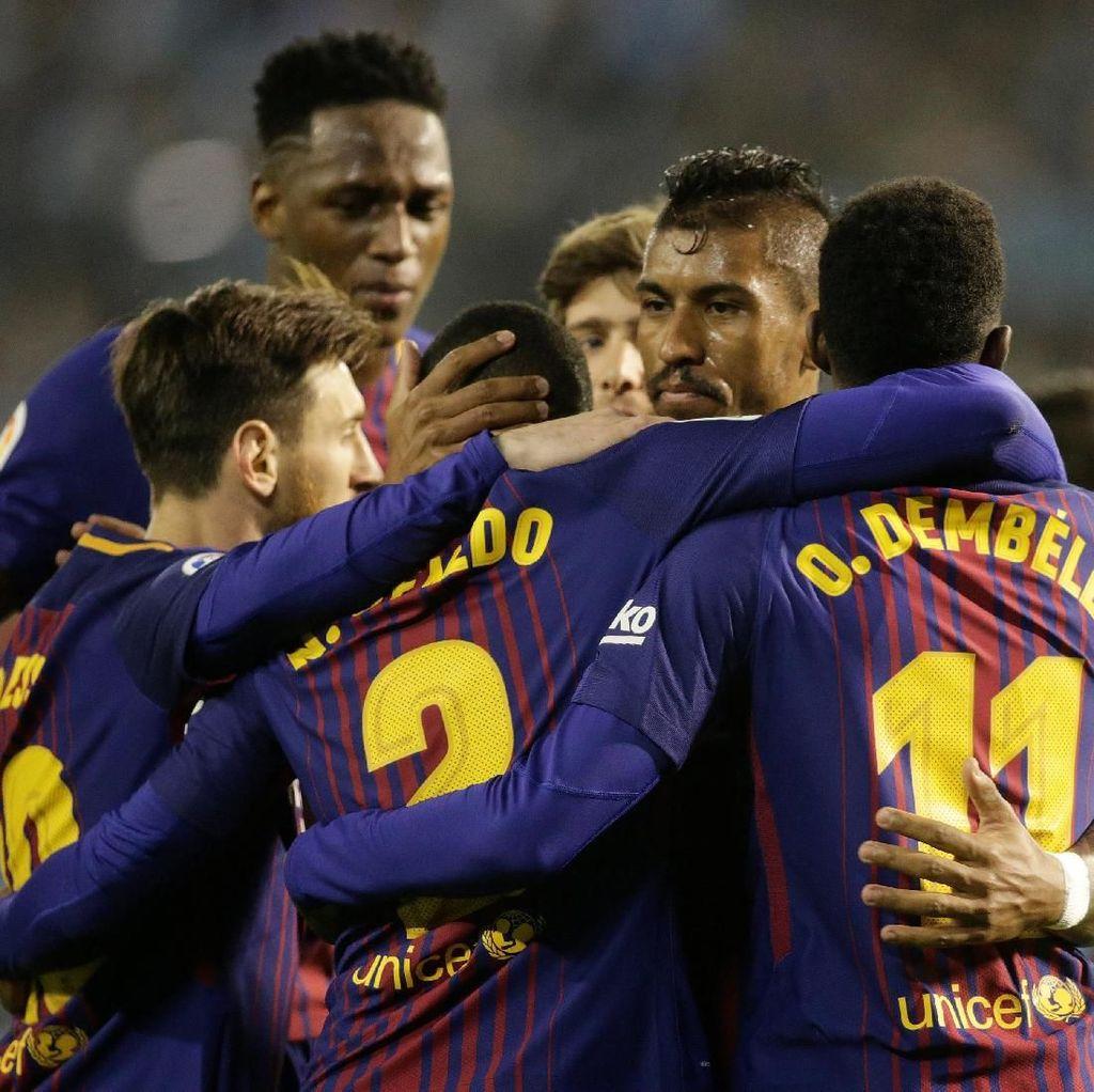 Rekor Lain Barcelona
