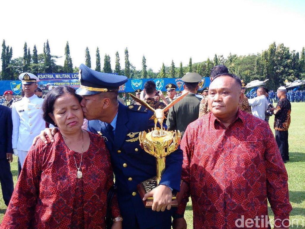 Galih, Salah Satu Lulusan Terbaik Sekbang TNI Angkatan 30