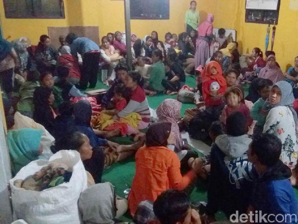 Ribuan Warga Korban Gempa Banjarnegara Mengungsi di 5 Titik