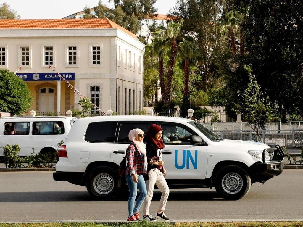 Direktur OPCW Sebut Tim Keamanan PBB Ditembaki di Douma