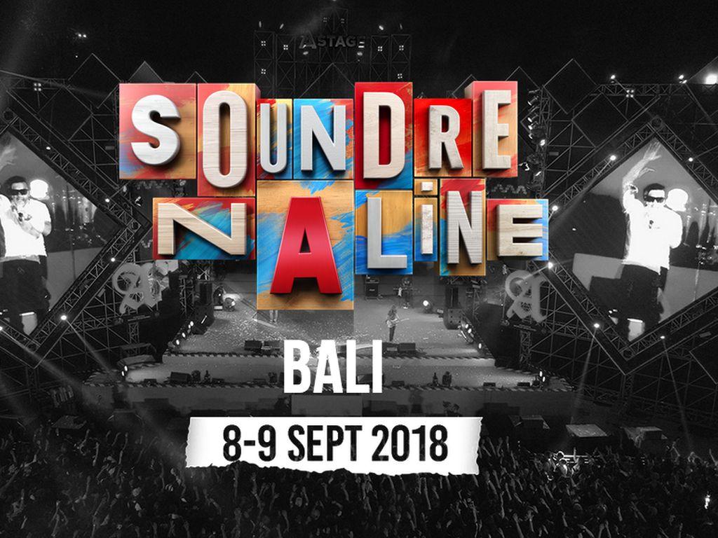 Siap-siap! Soundrenaline Berisik Lagi September 2018