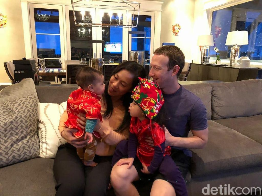 Salut, Anak Zuckerberg Bergelimang Harta Tapi Mau Lakukan Ini