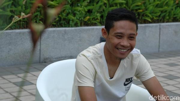 Kesan Evan Dimas Soal Perjumpaan dengan Andres Iniesta