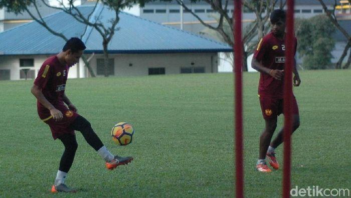 Evan Dimas dikabarkan bakal hengkang dari Selangor FA (Lucas Aditya/detikSport)