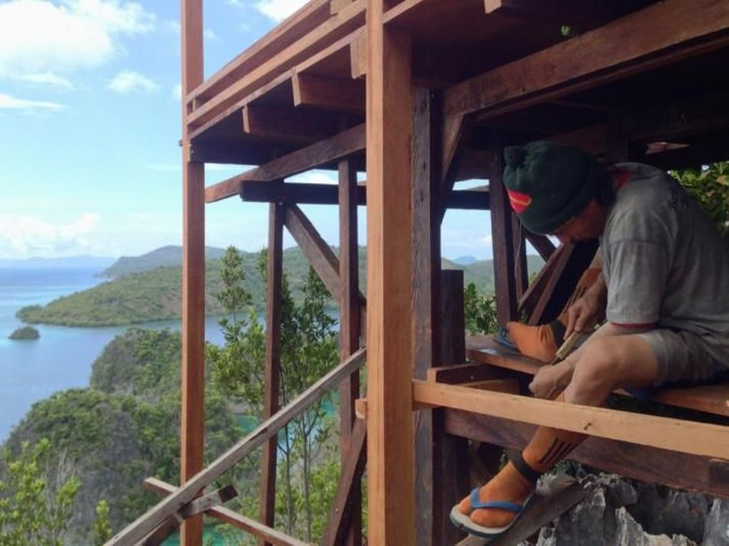 Piaynemo, Bukti Pariwisata Raja Ampat yang Terus Berbenah