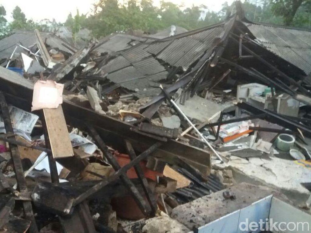 Bupati Tetapkan Tanggap Darurat Bencana Gempa di Banjarnegara