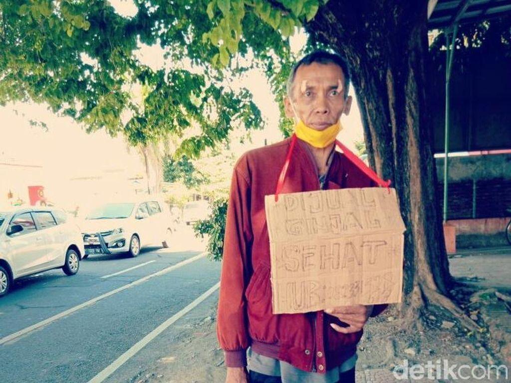 Pria Banyuwangi Ini Jual Ginjal Demi Bayar Utang Rp 12 Juta
