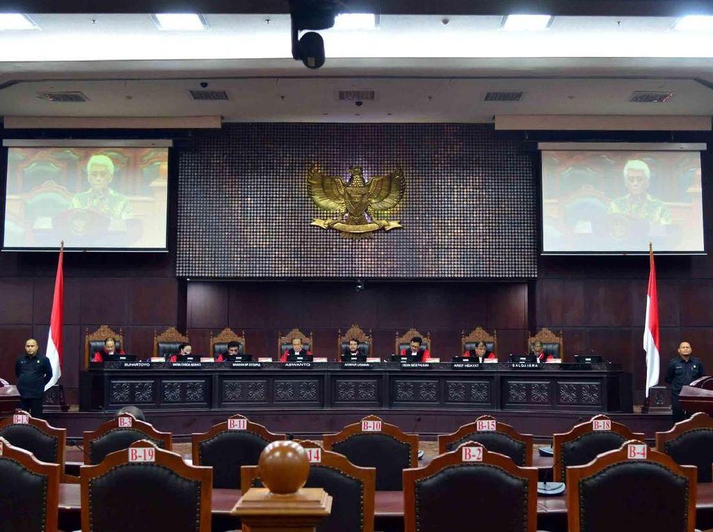 Alasan MK Tidak Terima Permohonan Gugatan JK Jadi Cawapres Lagi