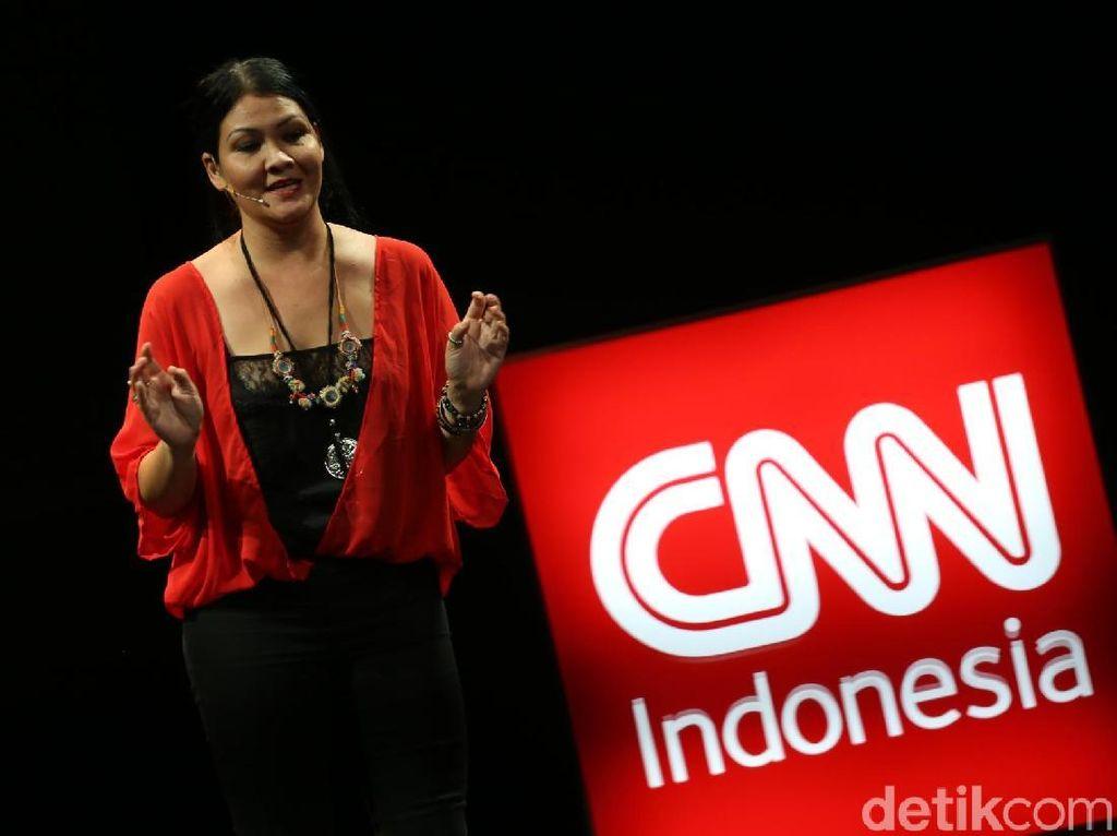 Soal Animal Defender, Melanie Subono Didukung Kementerian