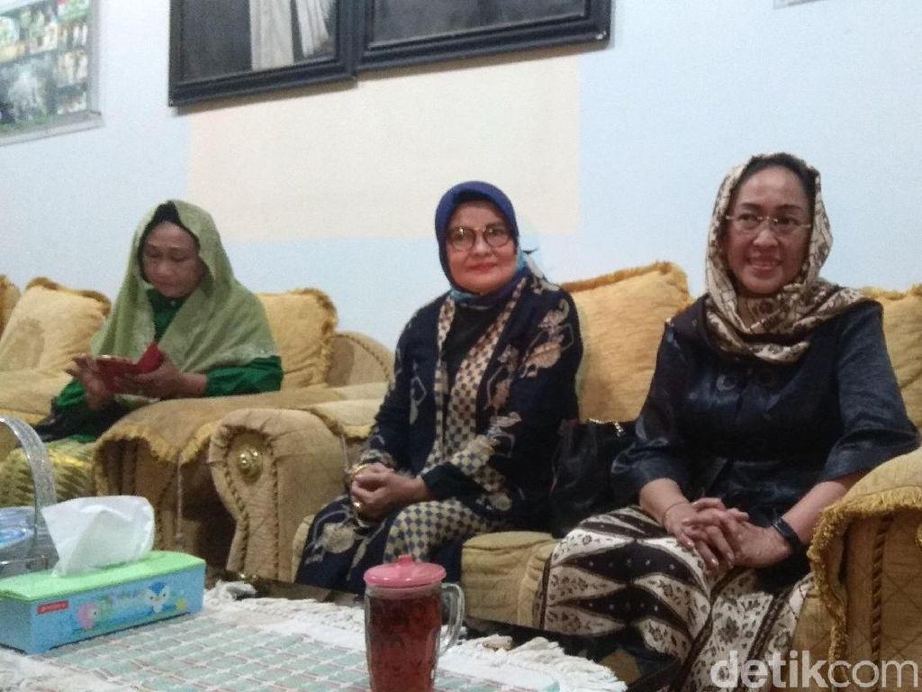Datangi PWNU Jatim, Sukmawati Mengaku Ikuti Panggilan Jiwa