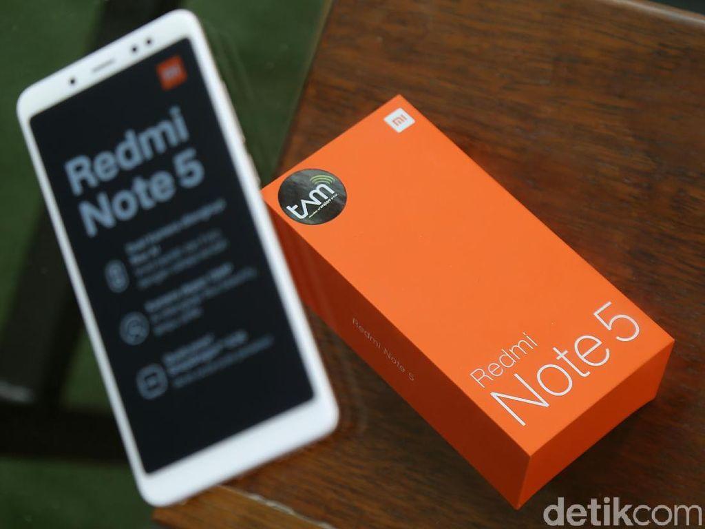 Unboxing Jagoan Baru Xiaomi Redmi Note 5