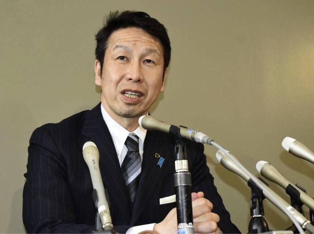 Terseret Skandal Seks, Gubernur di Jepang Mundur