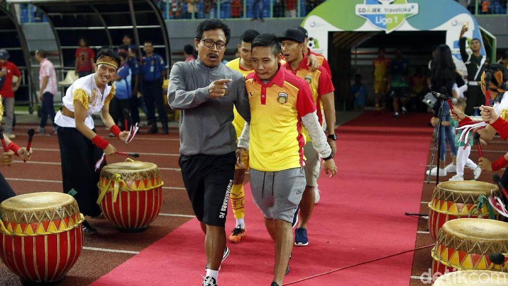 Kesan Evan Dimas pada Dua Pelatihnya di Bhayangkara FC