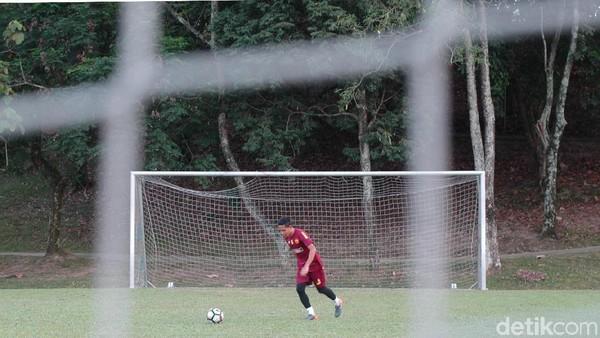 Gaya Bermain Evan Dimas di Selangor FA Tak Pernah Berubah