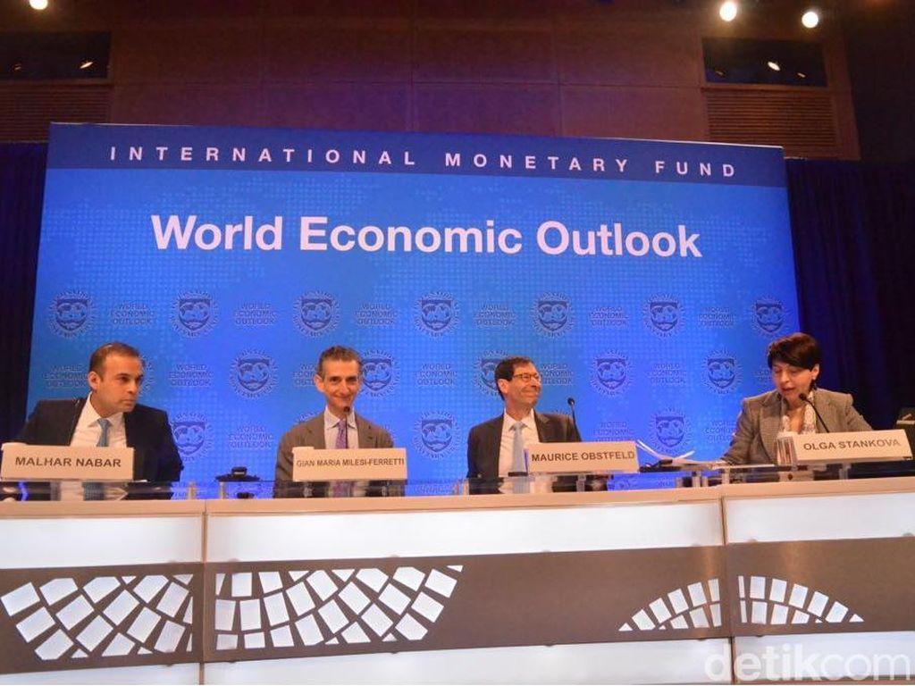 IMF Paparkan Tantangan Ekonomi di Negara Berkembang
