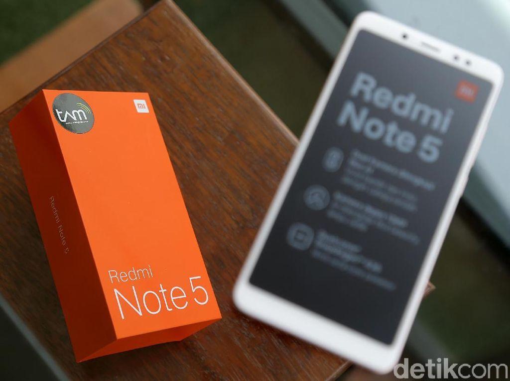 Coolpad Gugat Xiaomi, Minta Redmi Note 5 Dicekal
