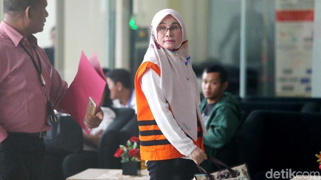 Hakim Wahyu Widya Nurfitri Kembali Diperiksa KPK