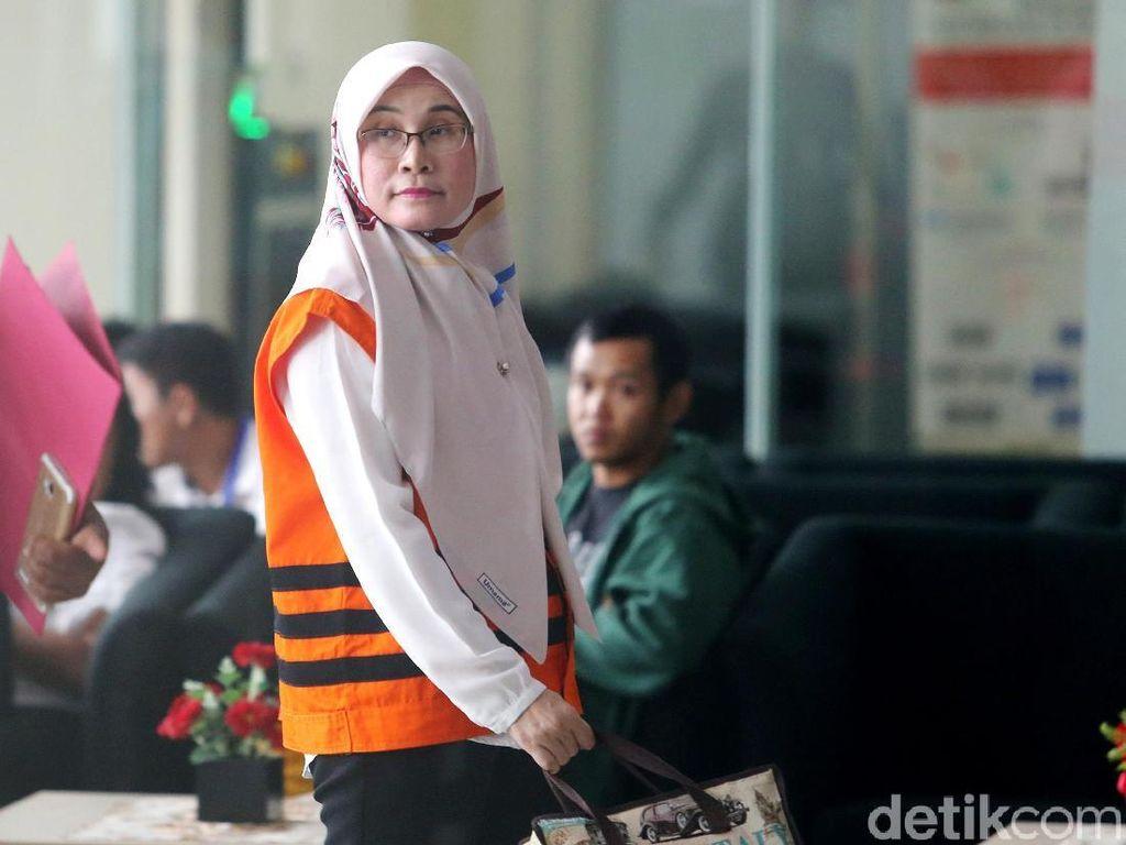 Hakim PN Tangerang yang Terima Suap Rp 30 Juta Diperiksa KPK