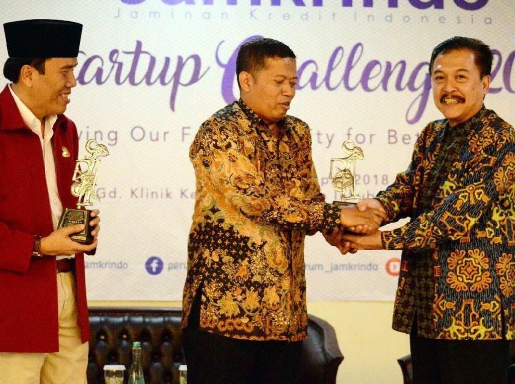 Jamkrindo Dukung Startup di Indonesia