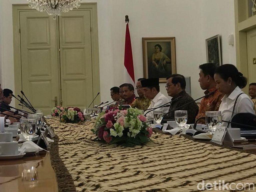 Jokowi Nilai Asian Games Kurang Promosi