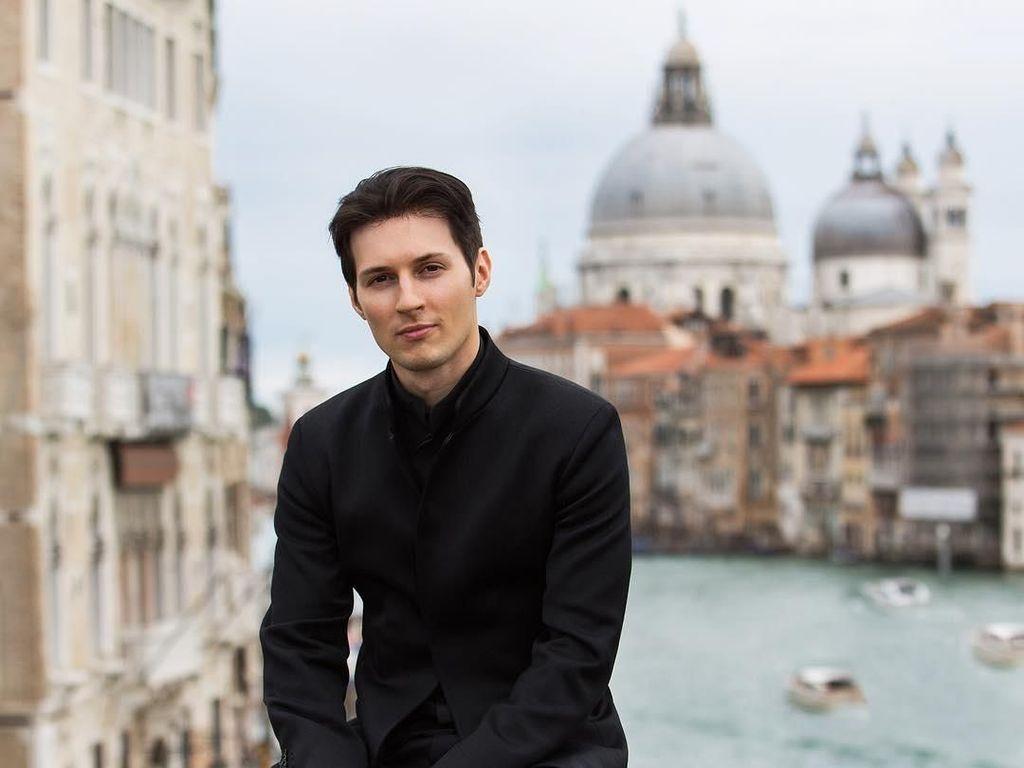 Sosok Pavel Durov, Pendiri Telegram dan Hater WhatsApp