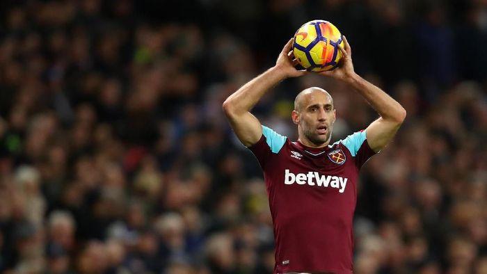 Pablo Zabaleta menjalani musim terakhirnya di Inggris. (Foto: Julian Finney/Getty Images)