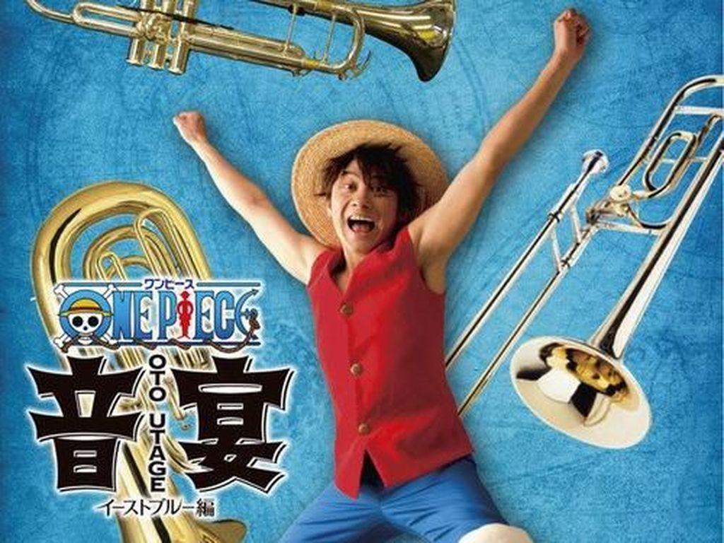 Ini Pemeran Luffy di Panggung Teater One Piece