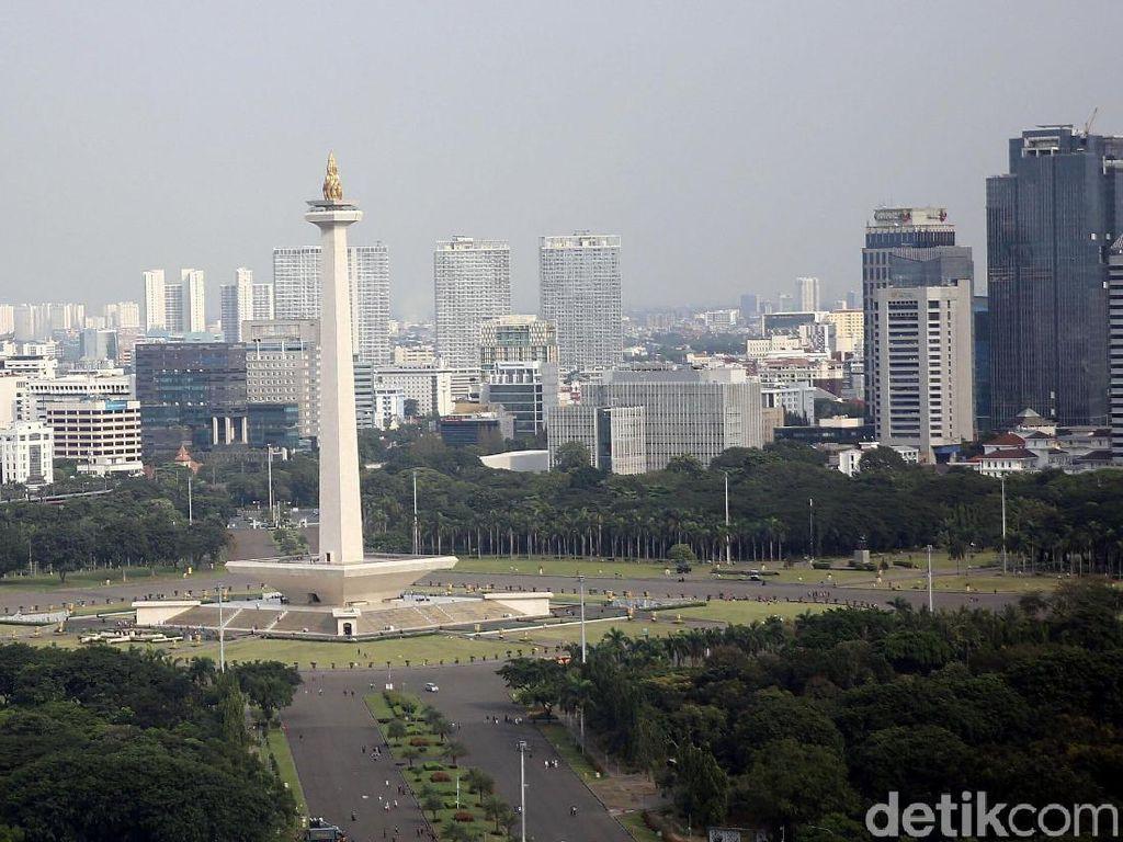 Tingkat Kebahagiaan Orang Indonesia Turun