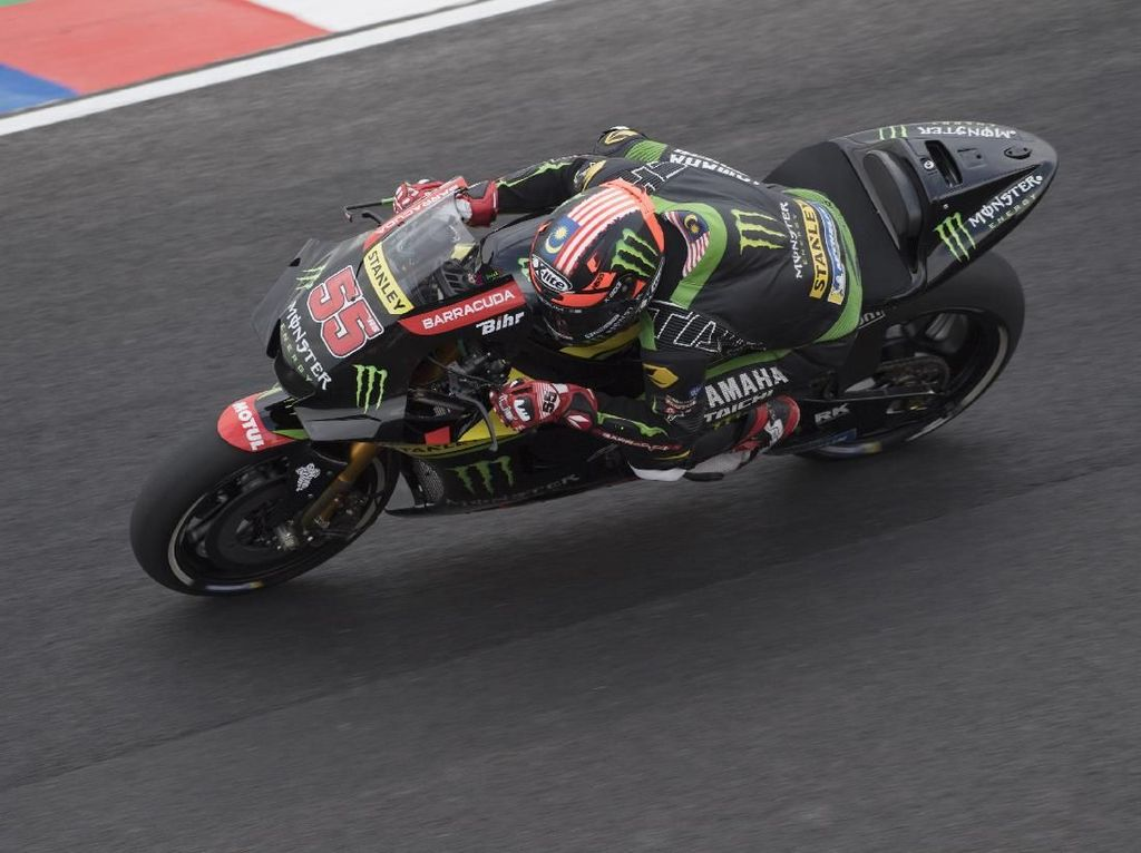 Naik ke MotoGP di Luar Prediksi Syahrin dan Malaysia