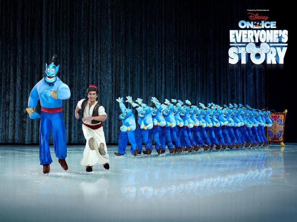 Siap Bergembira Nonton Disney on Ice Malam Ini?