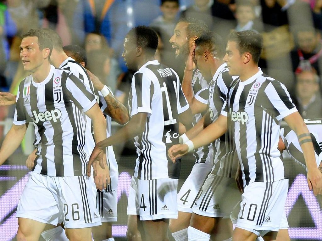 Juve Siap Lakoni Final Kontra Napoli Akhir Pekan Ini