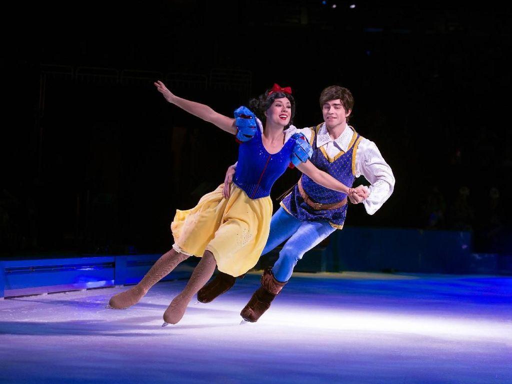 Ada Karakter Disney Siapa Saja di Panggung Disney on Ice 2019?