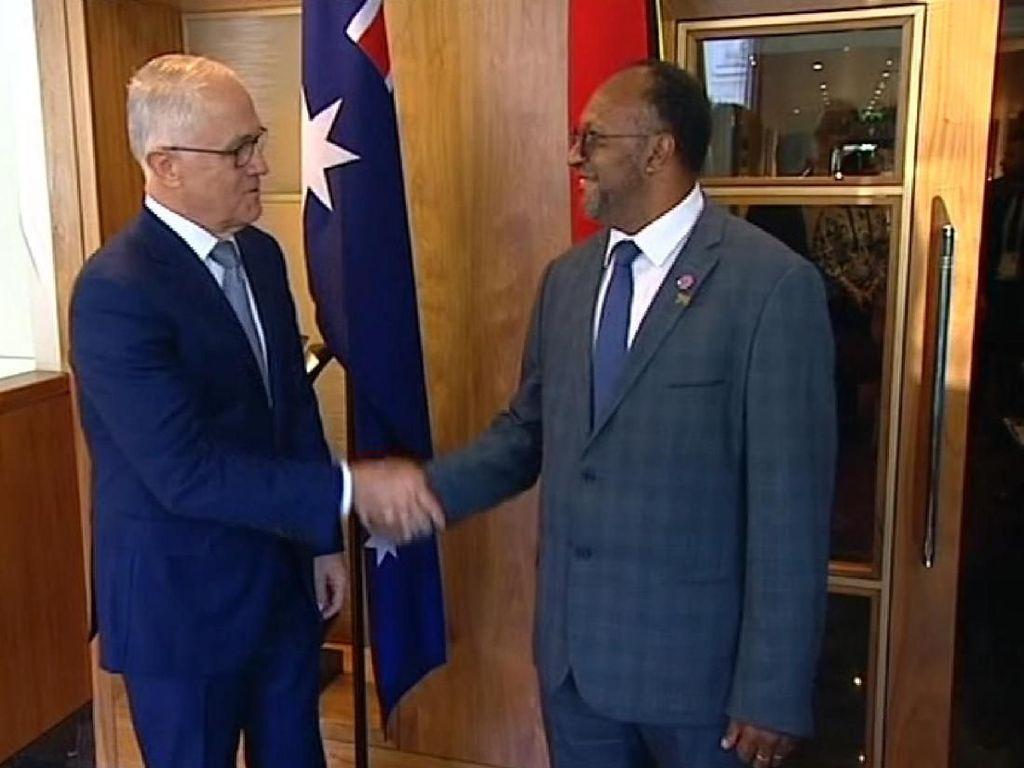 Vanuatu Yakinkan Australia Soal Rencana Pangkalan China
