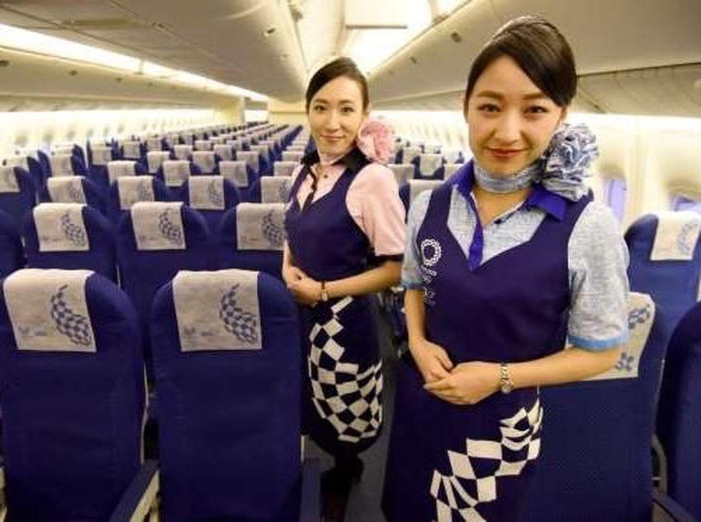 Penerbangan Sepi, Pegawai Maskapai ANA Diizinkan Cuti Sampai 2 Tahun