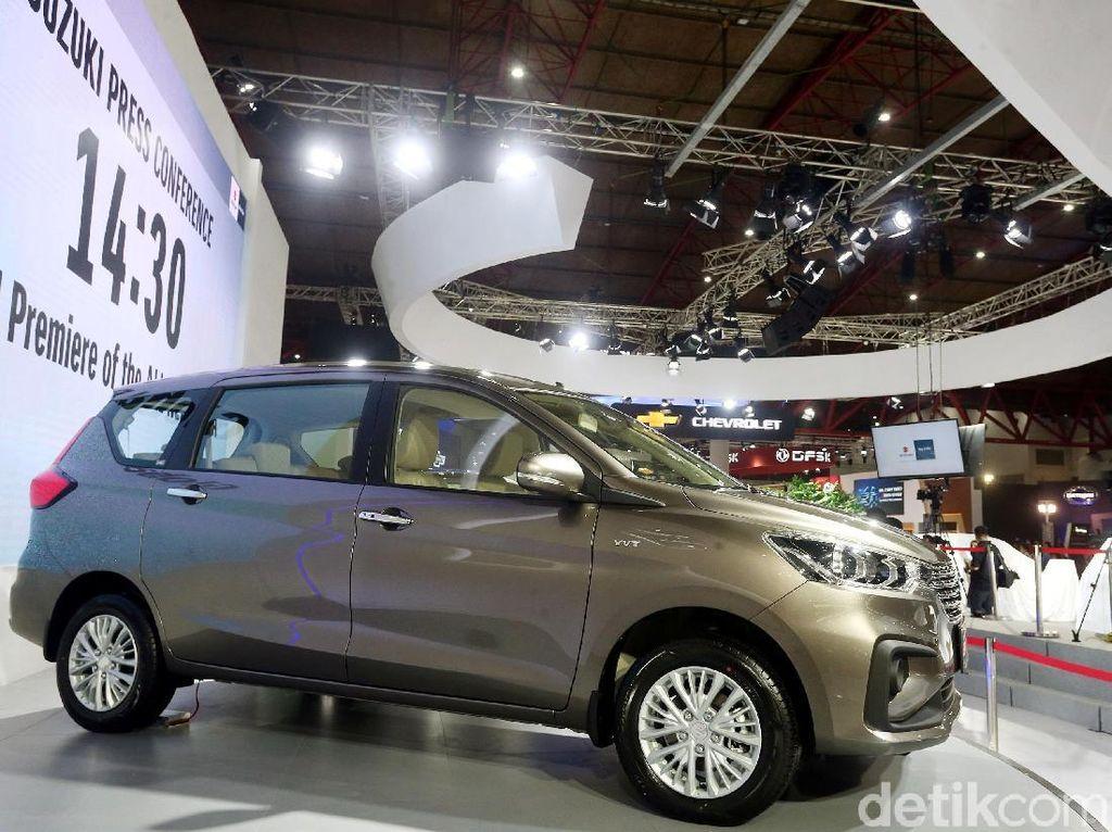 Suzuki Ertiga Terbaru Lahir Prematur? Ini Jawaban Suzuki
