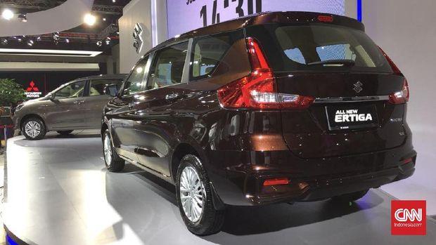 Suzuki Mulai Genjot Produksi Massal Ertiga