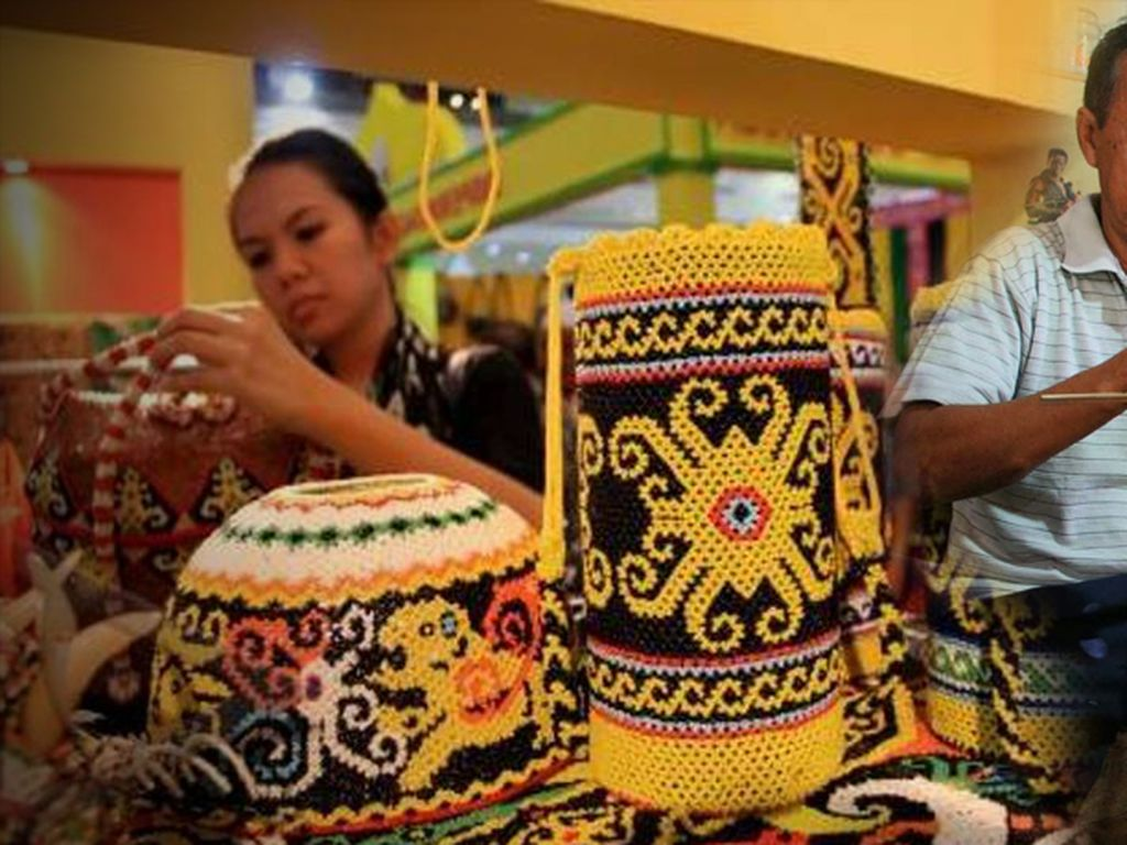 Pajak UMKM Dipangkas Jadi 0,5%, Jokowi: Agar Bisa Ekspansi
