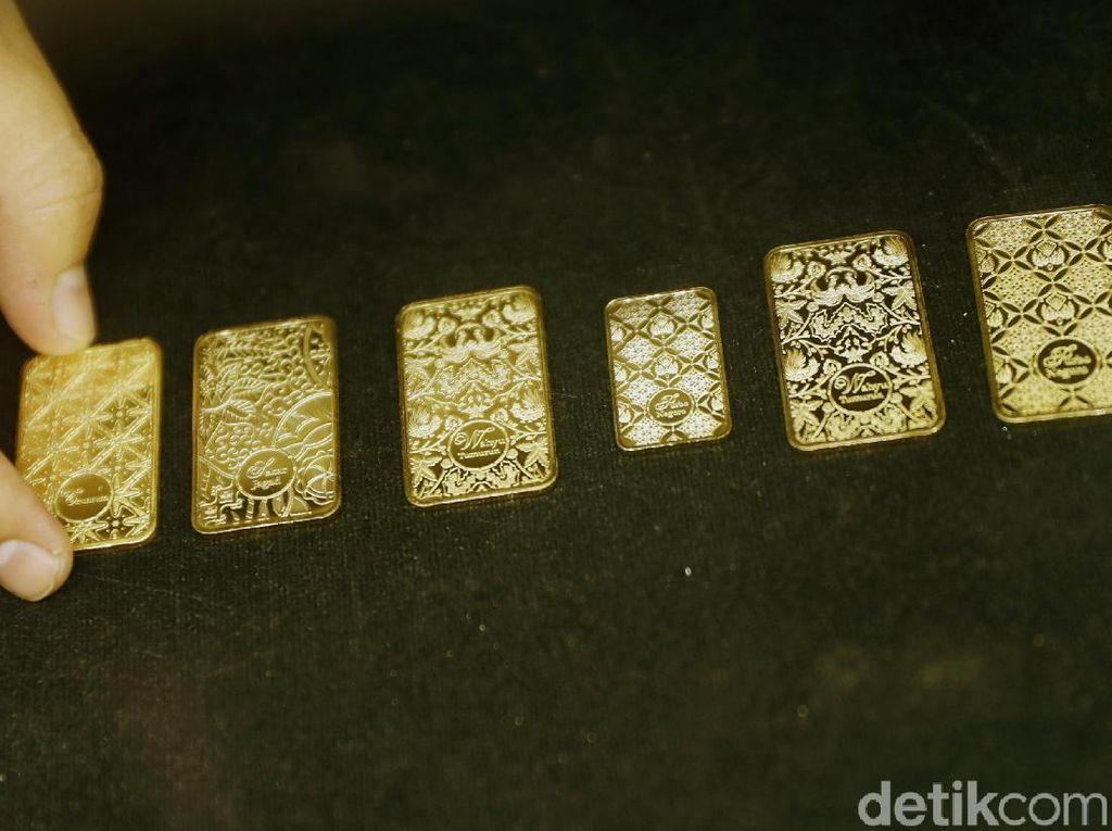 3 Fakta Emas Mini Antam buat yang Berkantong Tipis