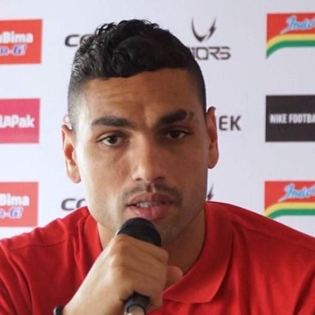Hadapi PSIS, Bek Persija Beri Perhatian Khusus pada Bruno Silva