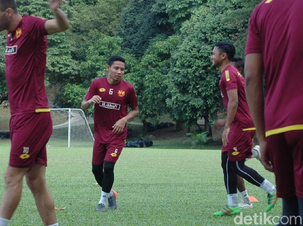 Oke pada Musim Pertama di Malaysia, Evan Dimas Tak Mau Cepat Puas