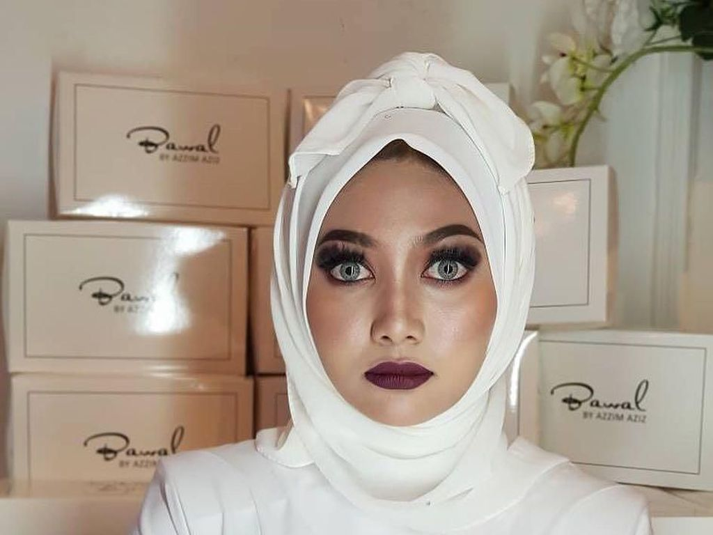 Produknya Viral, Desainer Hijab Pocong Akhirnya Angkat Bicara
