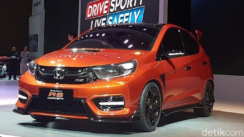 Honda Hadirkan Konsep Hatchback Sporty Pertama di Dunia