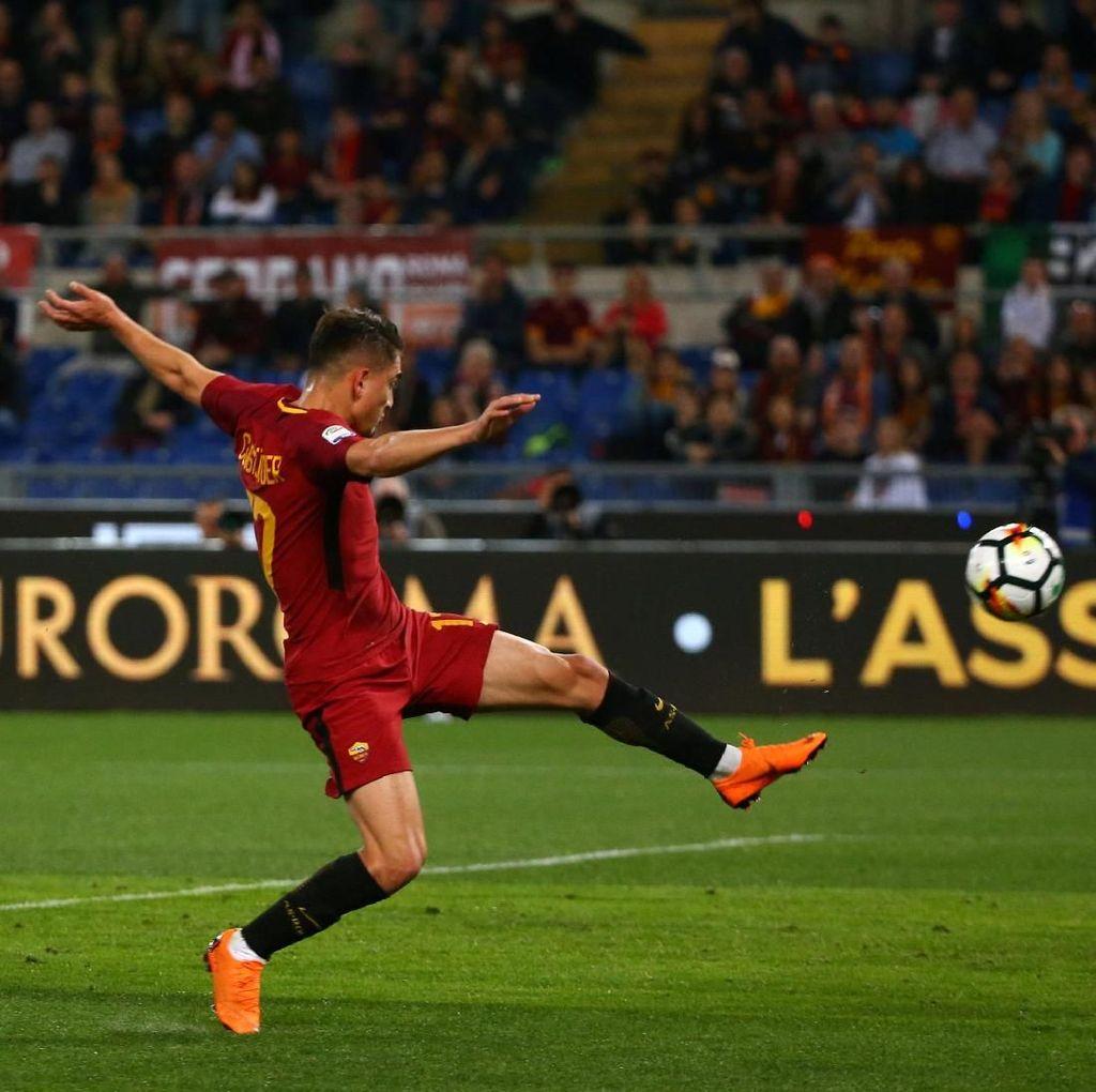 Roma Kalahkan Genoa 2-1