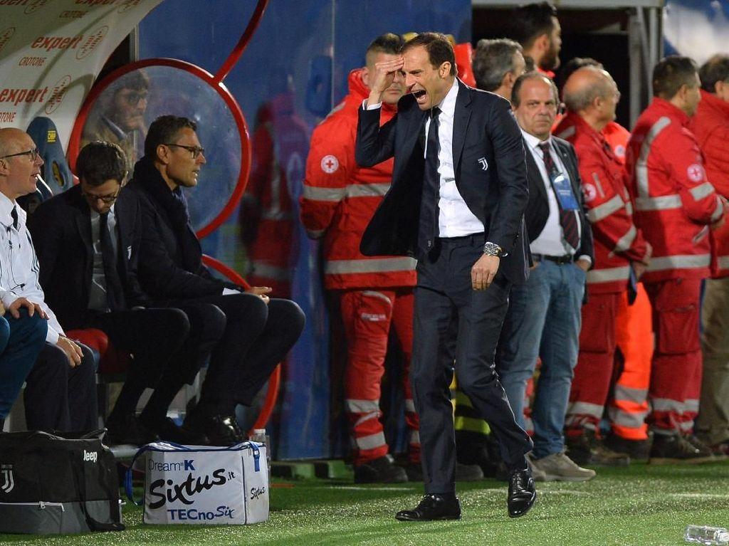 Allegri: Juventus Main Jelek