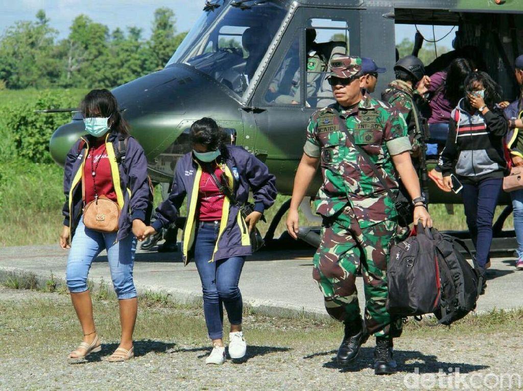 Masih Trauma, Korban KKSB di Papua Belum Dimintai Keterangan