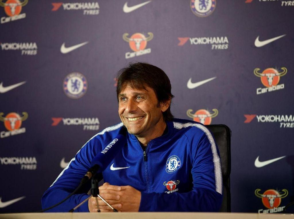 Milan Bidik Conte untuk Gantikan Gattuso?