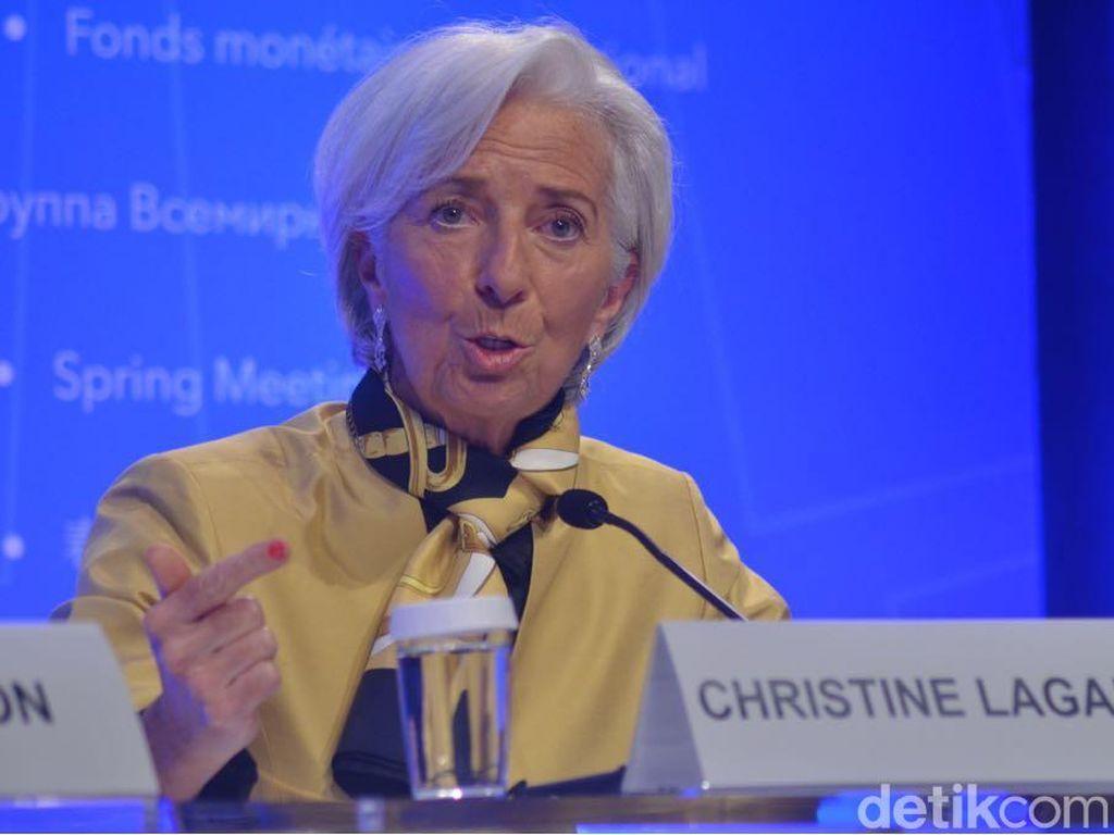 IMF-WB Ucapkan Terima Kasih RI Sudah Jadi Tuan Rumah