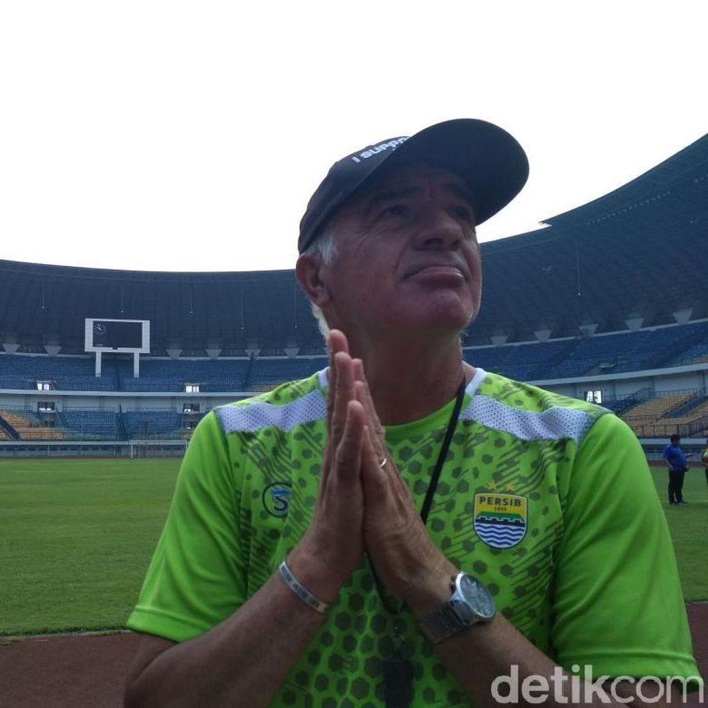 Persib Fokus Borneo FC Dulu, Persija Kemudian