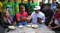 Gus Ipul Ngopi Bareng Gonzales, Yang Dibahas Tetap Sepakbola