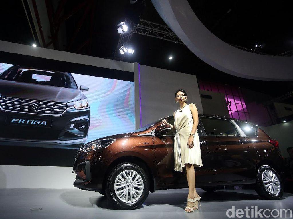 Suzuki Pertahankan Jati Diri Low MPV Ertiga